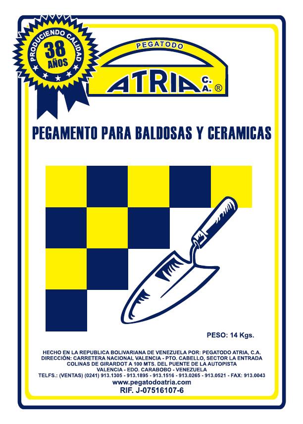 <h5>Pegamento Standard Atria</h5>