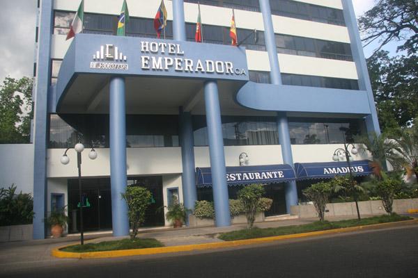 <h5>Hotel Emperador</h5>