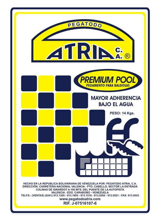 <h5>Pegamento Premium Pool Atria</h5>