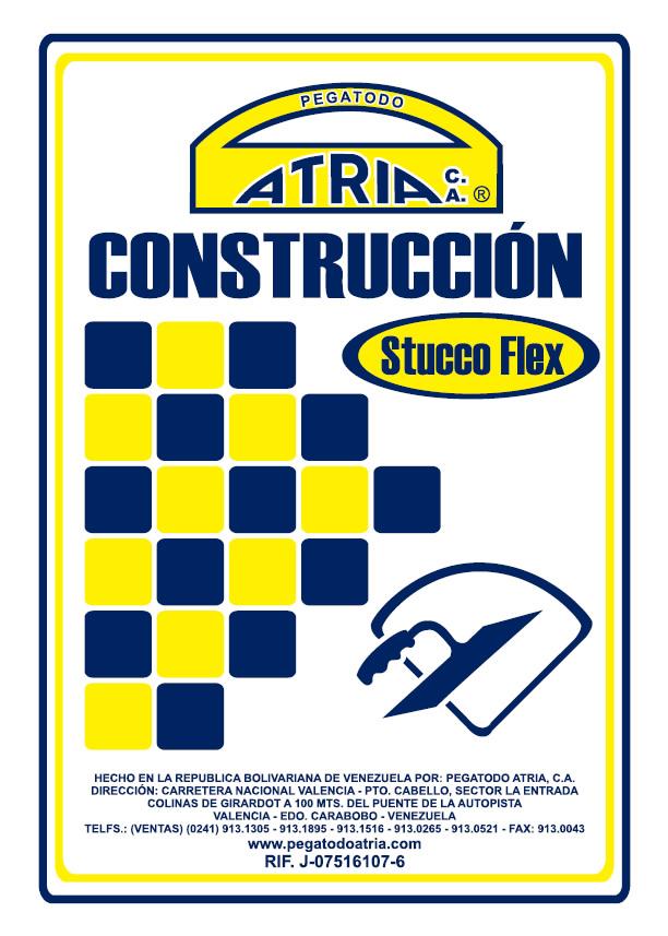 <h5>Stucco Flex Atria</h5>