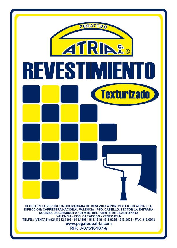 <h5>Texturizado Atria</h5>